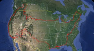2012-13 US Trip